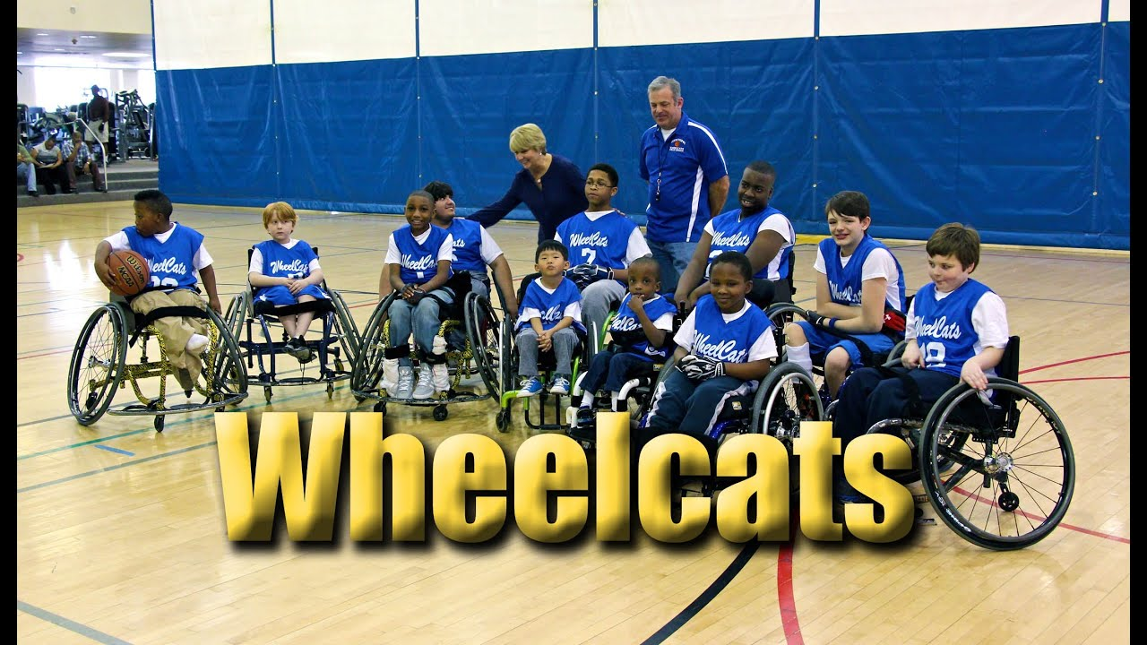 Wheelchair Basketball Game Wheelchair Basketball is a