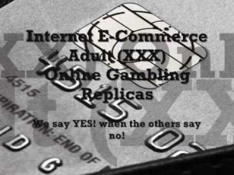 High Risk Merchant Accounts, Credit Card Processing, Adult, Gambling