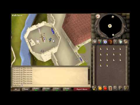 Runescape Quick Tip – Agility Level 1 to 50 Guide
