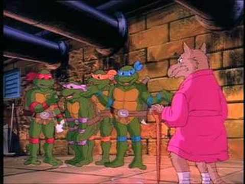 Teenage Half Baked Ninja Turtles Video