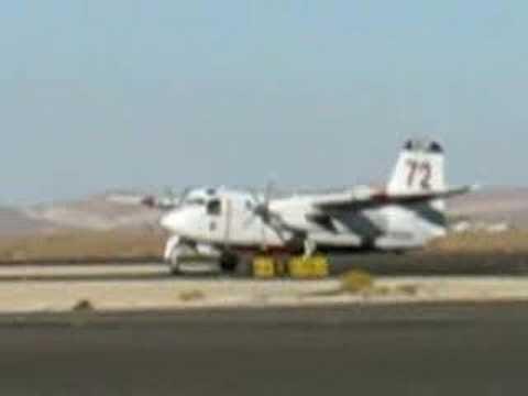 CalFire 72 and Neptune Tanker 43 to Malibu's Corral Fire