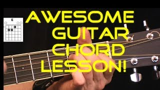 Quickest Way To Learn Basic Guitar Chords