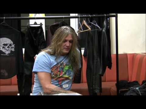 Sebastian Bach interview