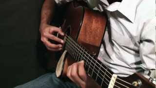 Bangladesh National Anthem (Acoustic Fingerstyle)- Mashfique Anwar