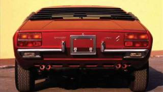 '72 Lamborghini Urraco