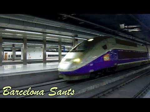 Barcelona Sants (Estación principal / Main station)