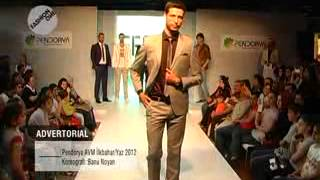 Fashion One Tv 2012 Pendorya İlkbahar - Yaz Defilesi