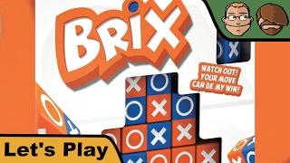 Brix - Brettspiel - Let's Play