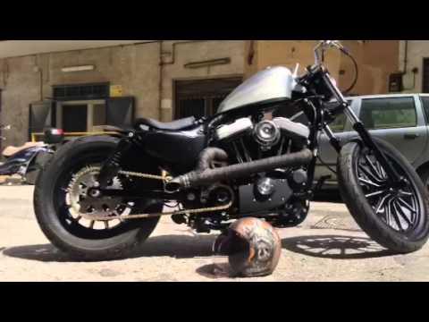 Harley Davidson Iron 883 Sound Harley Davidson 883 Iron