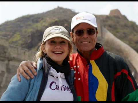 Cliff Richard and Olivia Newton John 2008