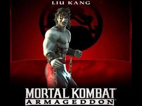 Liu Kang: Arcade Mode- Mortal Kombat Armageddon
