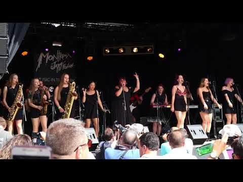 Sweethearts - Gone Under (Snarky Puppy Cover) at Montreux Jazz 2017