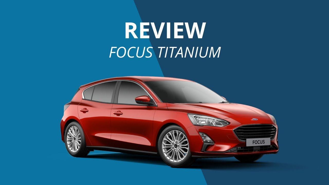 2015 Ford Focus Titanium Review Youtube