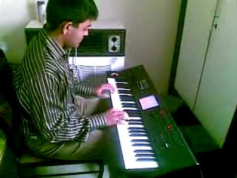 Ek Haseena Thi...piano Cover By Vidhan Goyal video