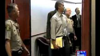 Michael JACKSON 2005 Trial Exit footage