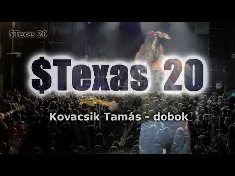 STexas 20 év után újra, teljes koncert. Nyerges Attilával, Kondor Csabával.