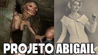 O PRIMEIRO PROJETO DA AREA 51 | Mulher que Decidiu SER UM...