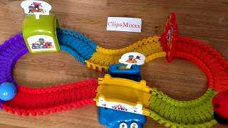 Pocoyo Race Track Toy