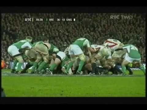 Ireland v England - Six Nations 2007 - Croke Park