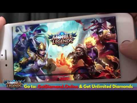 Mobile Legends Hack 2017 - Get up to 99999 Diamonds for Android & iOS