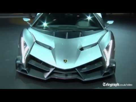 Lamborghini Veneno - the fastest ever supercar