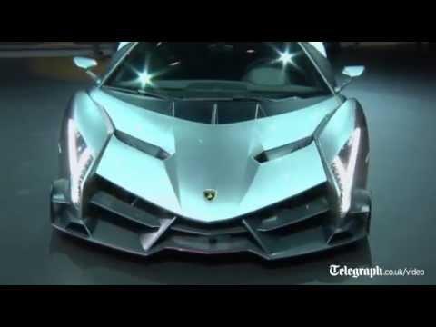 Lamborghini Veneno - the fastest ever supercar