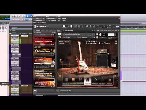 Native Instruments Scarbee Rickenbacker   Extended Review