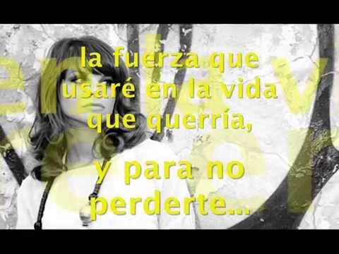 Alessandra Amoroso non devi perdermi/ no debes perderme con subs. en espanol video by Giovy