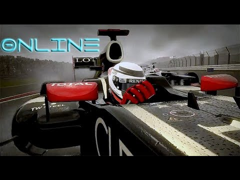 F1 2012 - Online - No Steam (hd)