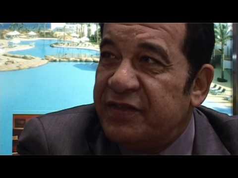 Ramy Rizkallah, Area Director Public Relations, Savoy Group, Sharm El Sheikh @ ITB Berlin 2011