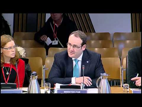 Rural Affairs, Climate Change and Environment Committee - Scottish Parliament: 27th November 2013