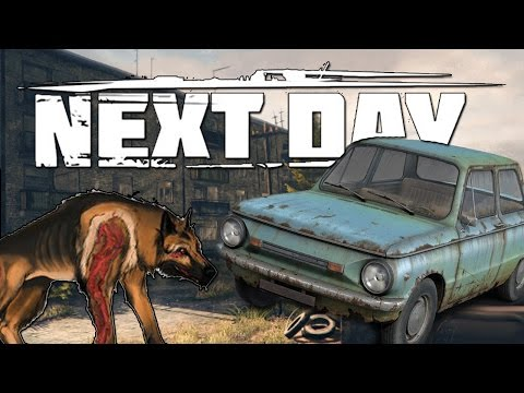 Next Day: Survival - АПОКАЛИПСИС ПО-РУССКИ