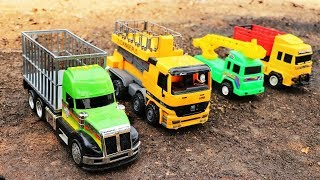 Construction Vehicle Toys Assembly Cars for Kids