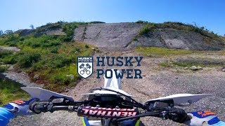 #29 Enduro | Husqvarna FE 350 | HillClimbs | Fun | Fails