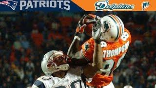 The Greatest Monday Night Football Upset! (Patriots vs. Dolphins, 2004)