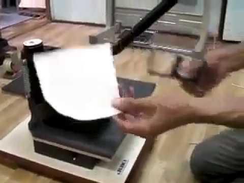 Вырубные штампы своими руками