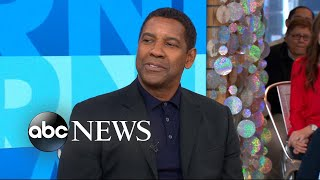 Garth Brooks gushes over latest Denzel Washington movie
