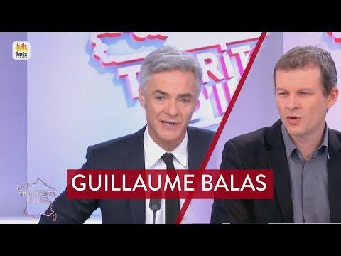 Guillaume Balas - Territoires d'infos (08/12/2017)