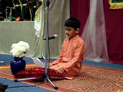 Na Puchiye Ke Kya Hussain Hai - Abbas Abidi video