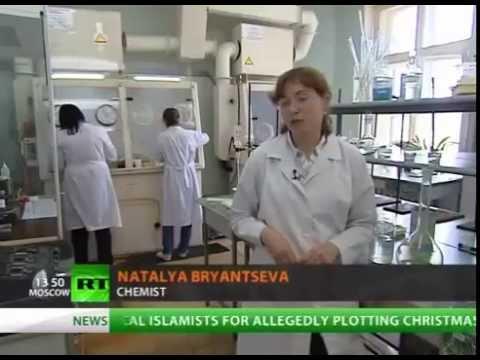 "Born of Nuclear Blast: Russia's Lake Chagan The ""Atomic Lake"" (2010)"