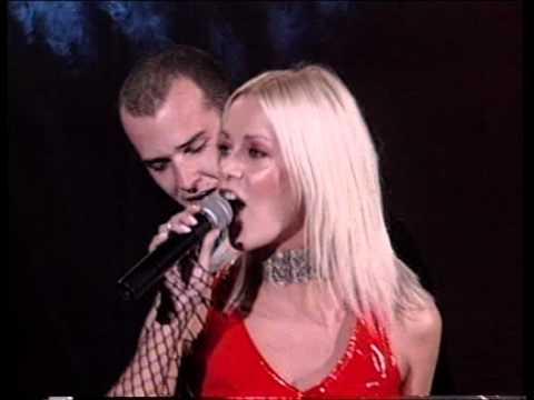 Tinka & Occulto @ Miss BiH 2002