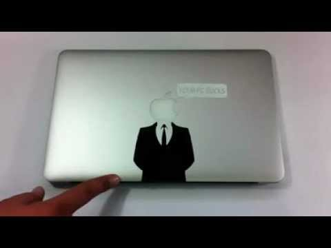 Stuckoff: Awesome MacBook Decals/Stickers