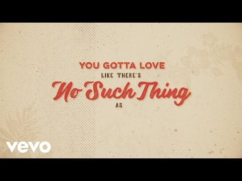 Old Dominion - No Such Thing as a Broken Heart (Lyric Video)