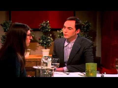 Sheldon said the sweetest spiderman line to Amy The Big Bang Theory s6x1