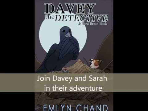 Davey the Detective - Book Trailer