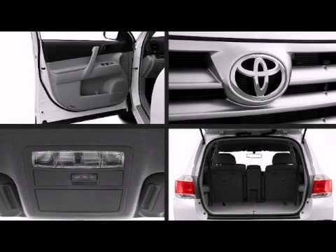 2012 Toyota Highlander Video