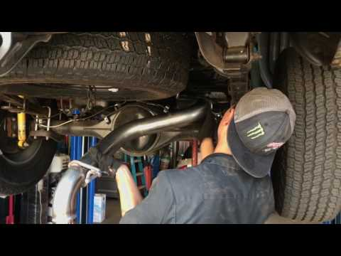 2016 Toyota Tacoma Magnaflow Exhaust Install At Kauai Auto Repair
