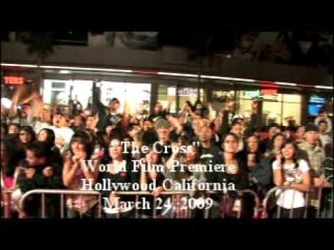 Let Your Kingdom Come - Arthur Blessit Carries Cross in Hollywood