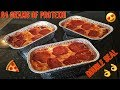 High Protein Bodybuilding Deep Dish Pizza Healthy Low Carb Recipe mp3