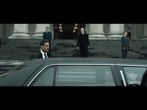 London Has Fallen VFX Breakdown By Worldwide FX - Saint Paul's Cathedral Sequence